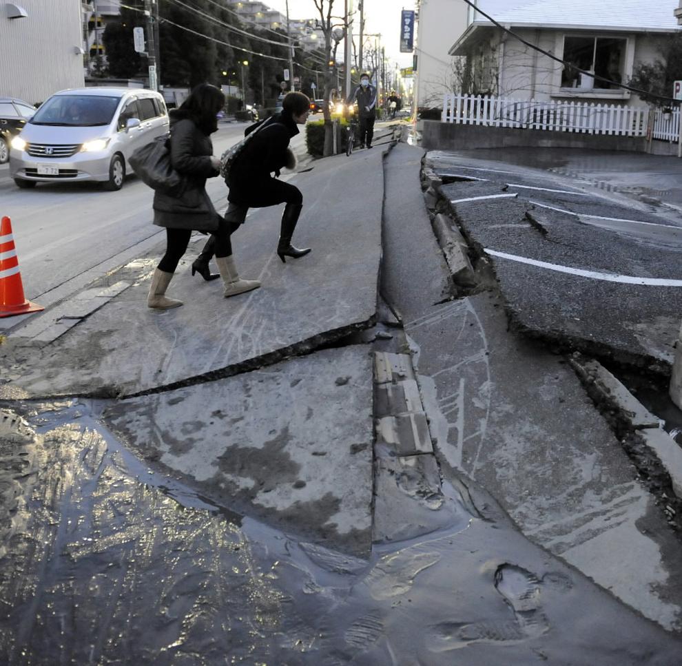 ¿Que Sucedio en Japon?